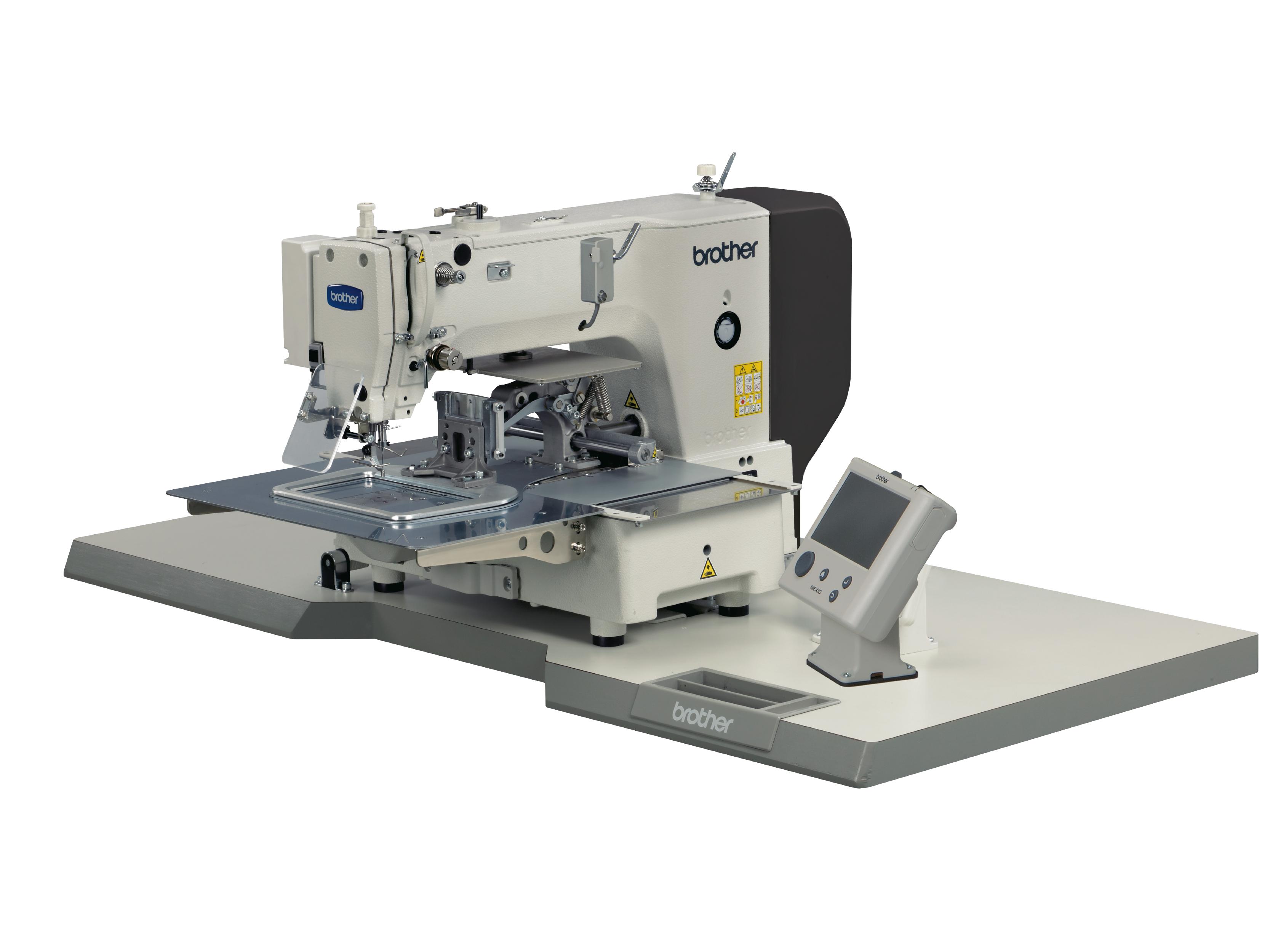 Programmable Electronic Pattern Sewing Machine BAS 311HN