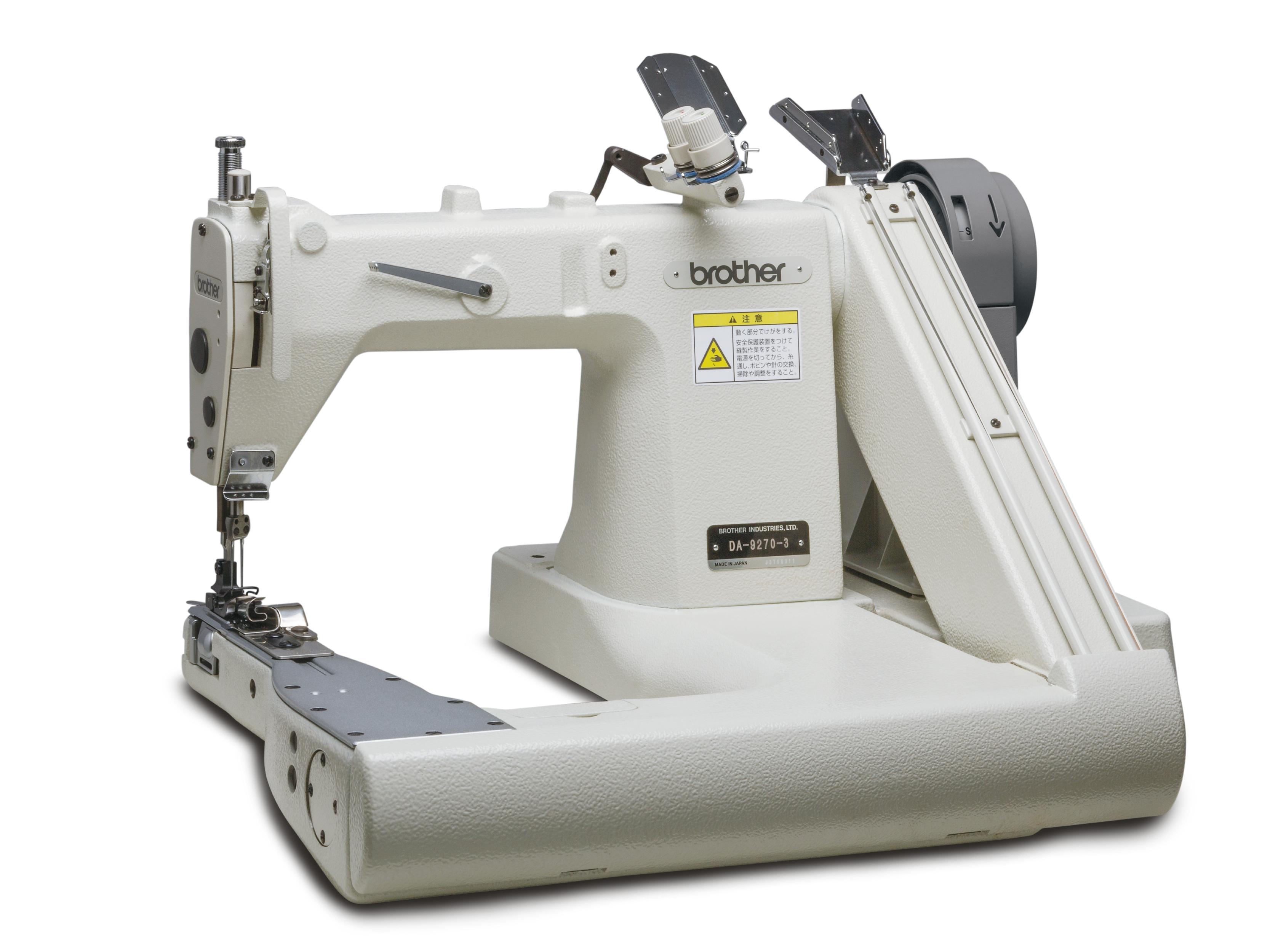 Double Chain Stitch Sewing Machine DA927A