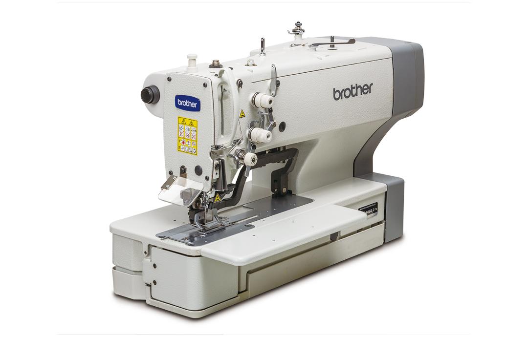 Buttonhole Sewing Machine HE 800B
