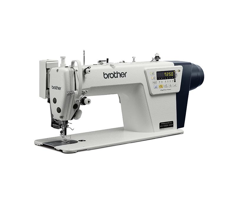 Single needle lock stitch sewing machine S-7250A