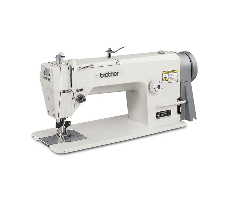 Single needle lock stitch sewing machine SL-777B