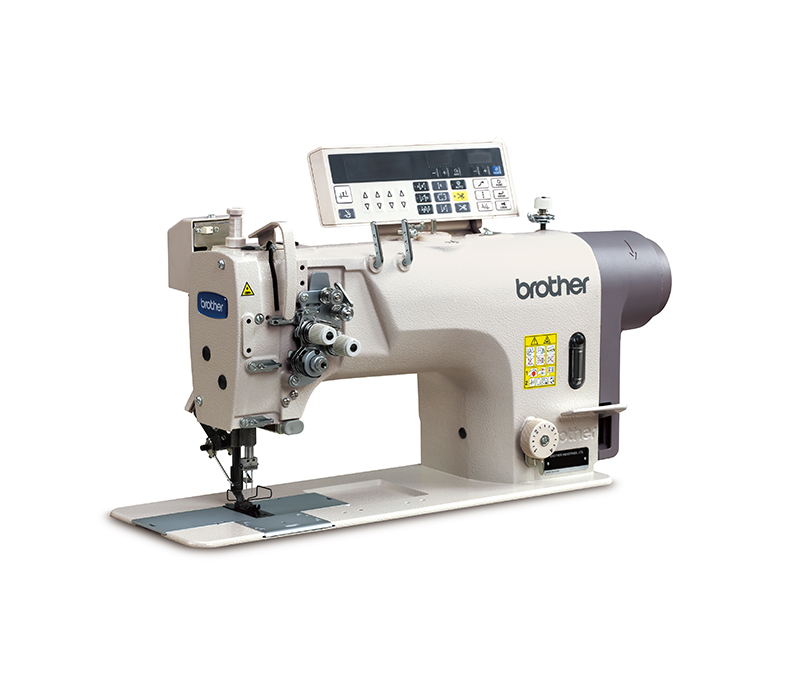 Twin Needle Lock Stitch Sewing Machine T-8420C