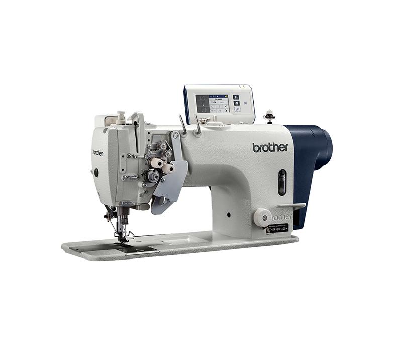 Twin Needle Lock Stitch Sewing Machine T-8452D