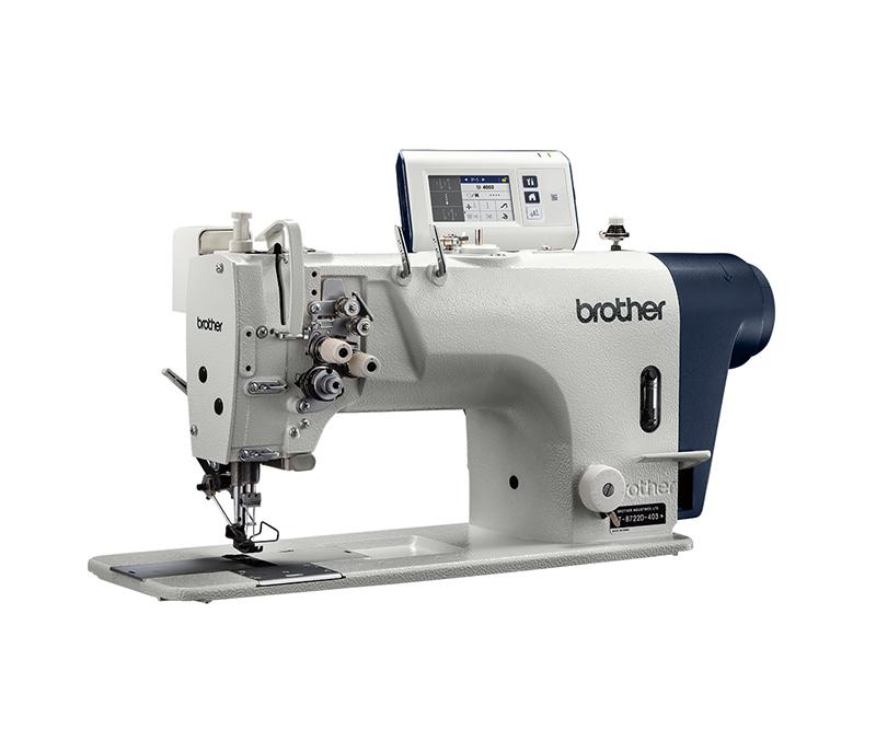 Twin Needle Lock Stitch Sewing Machine T-8722C