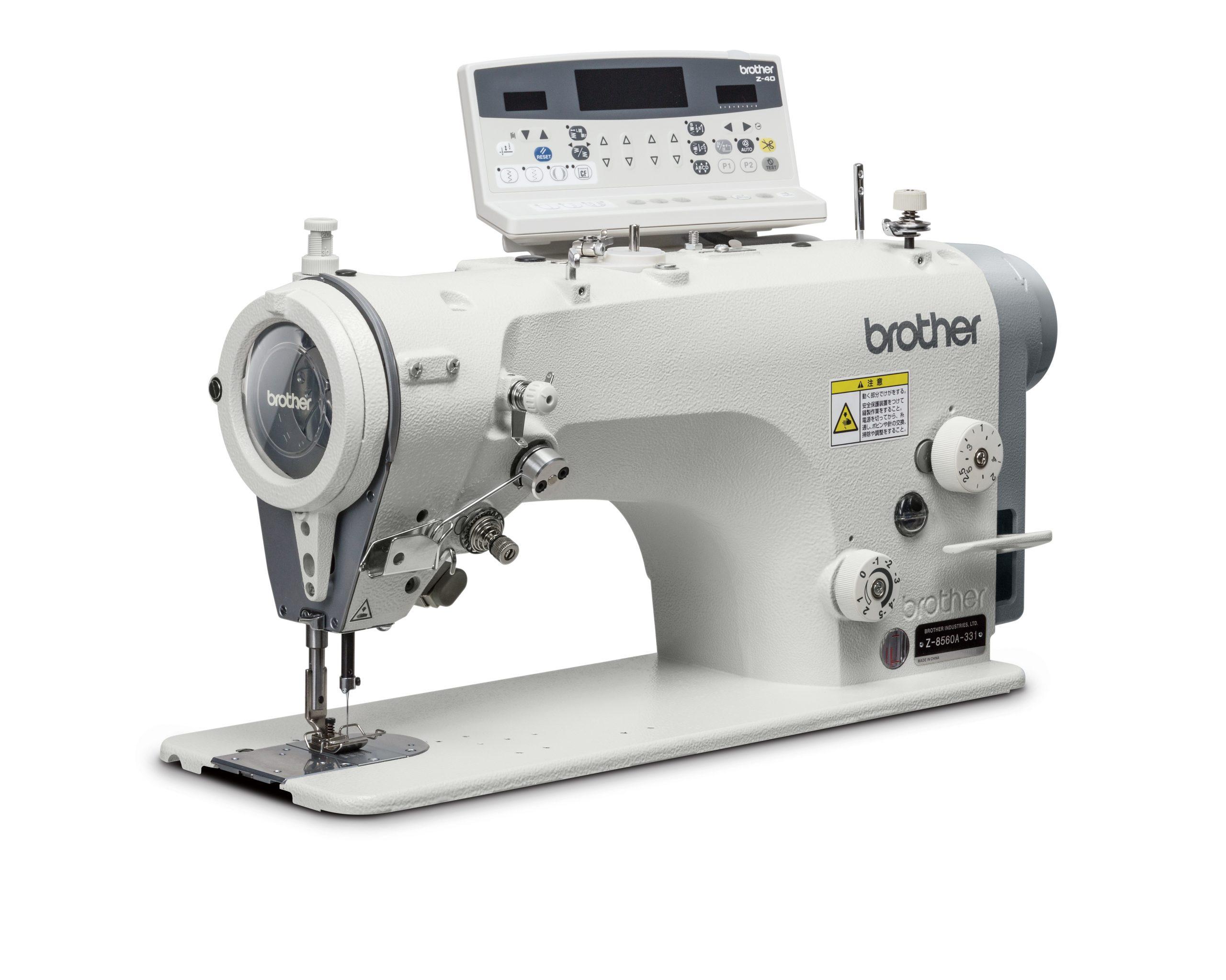 Zigzag Lock Stitch Sewing Machine-Z8550A