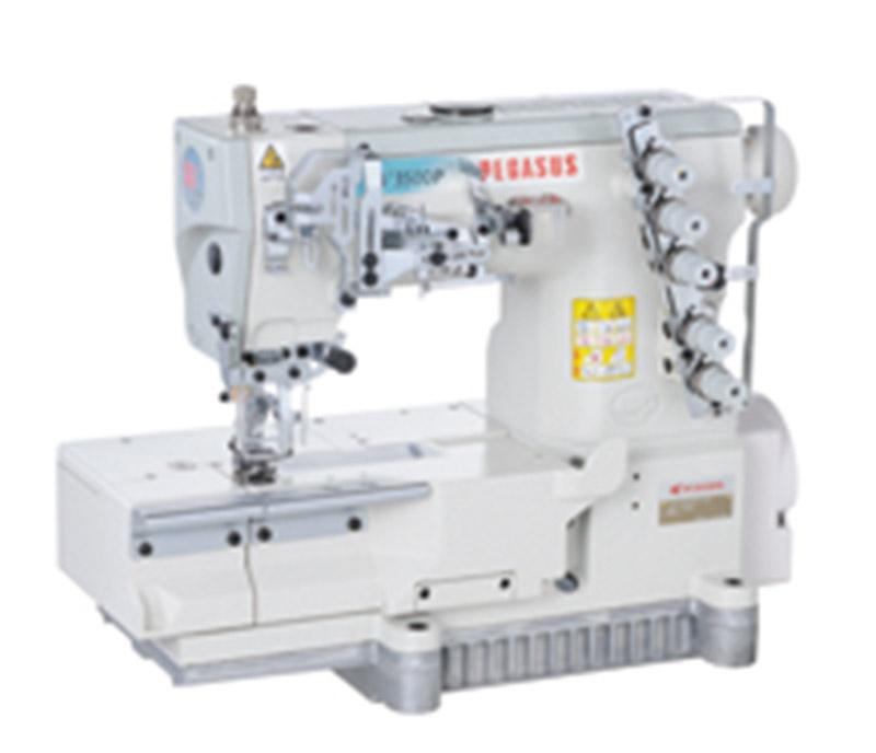 W3562P – Flatbed, Interlock Stitch Machine