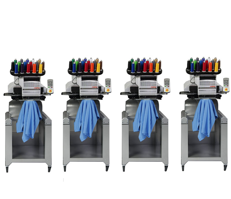 EMT16X Commercial Embroidery Machine