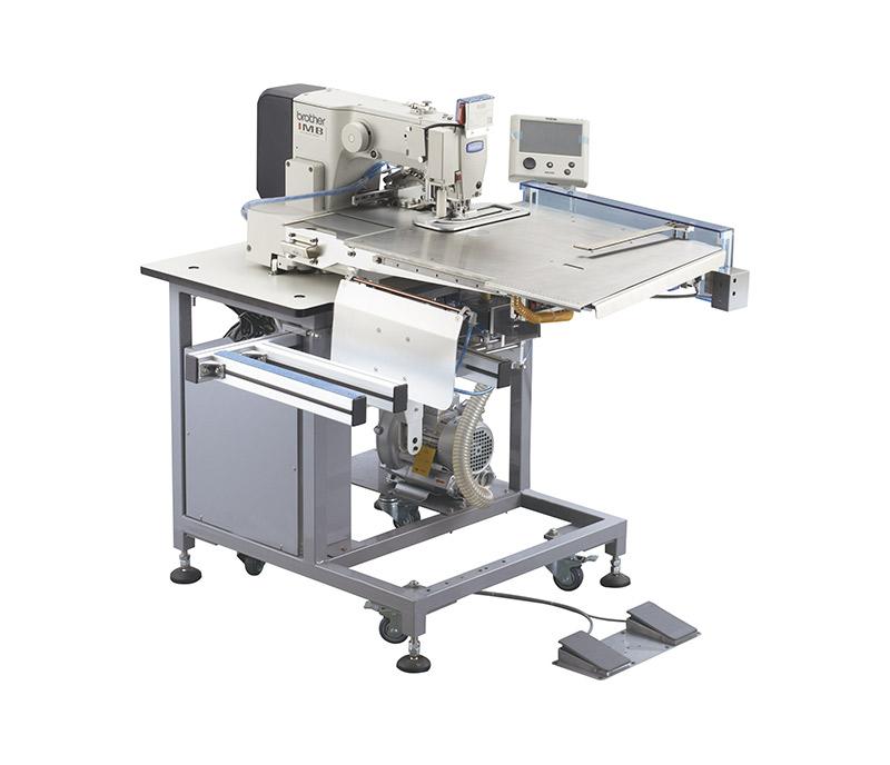 MB1003B - Automatic J-Stitch Sewing Machine with Single Needle