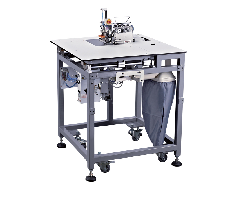 MB3001C - Automatic J Placket Serging Machines