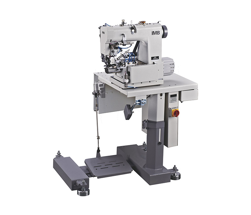 MB5003C - Automatic Bottom Hemmer (Lockstitch)