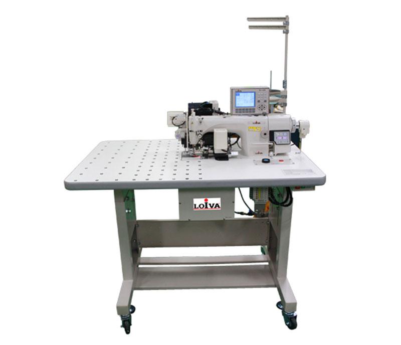 Single Needle Lock Stitch Auto Jig Machine - MJ-3400
