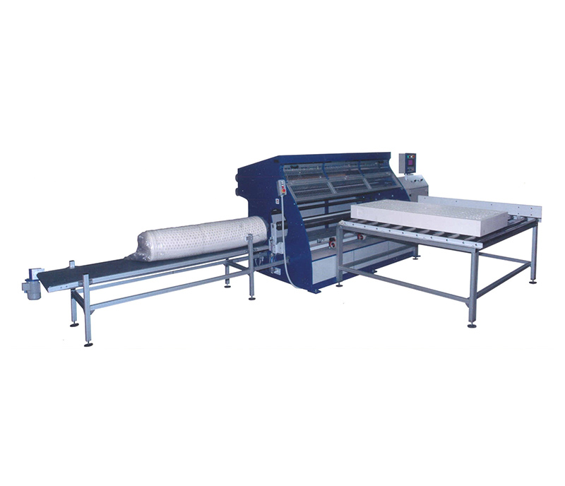 BM183 - Automatic Roll – Pack Machine for Mattresses