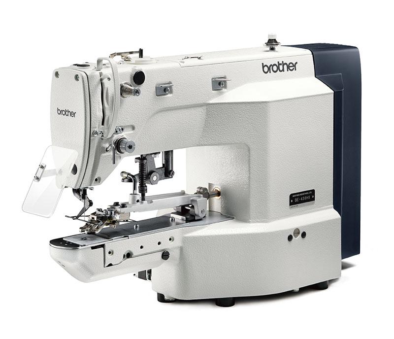 Button Attaching Sewing Machine BE-438HX