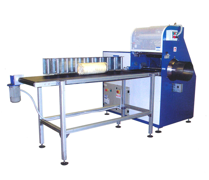 BM175- Automatic Roll Pack Machine for Pillows