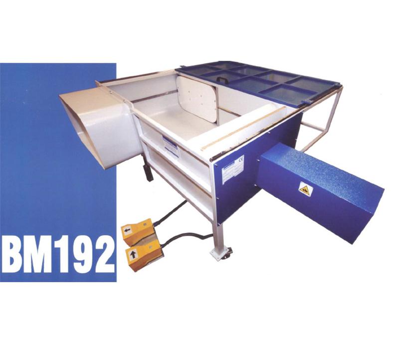 BM192 – Multiple Packing Machine for Pillows