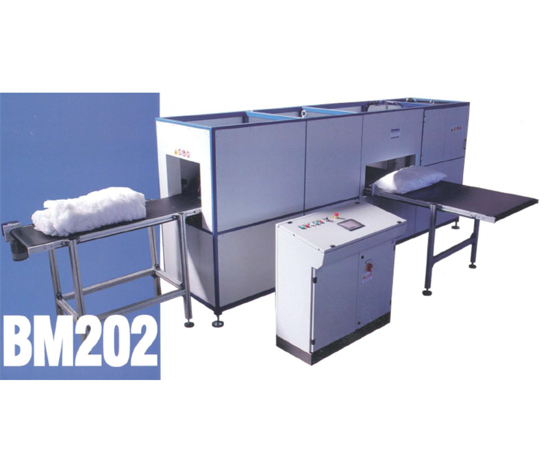 BM202- Automatic Filling Machine for Pillows