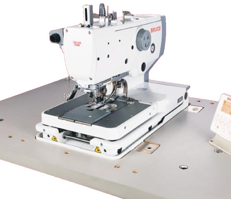 BRC-9820 - Electronic Eyelet Button Holer Machine