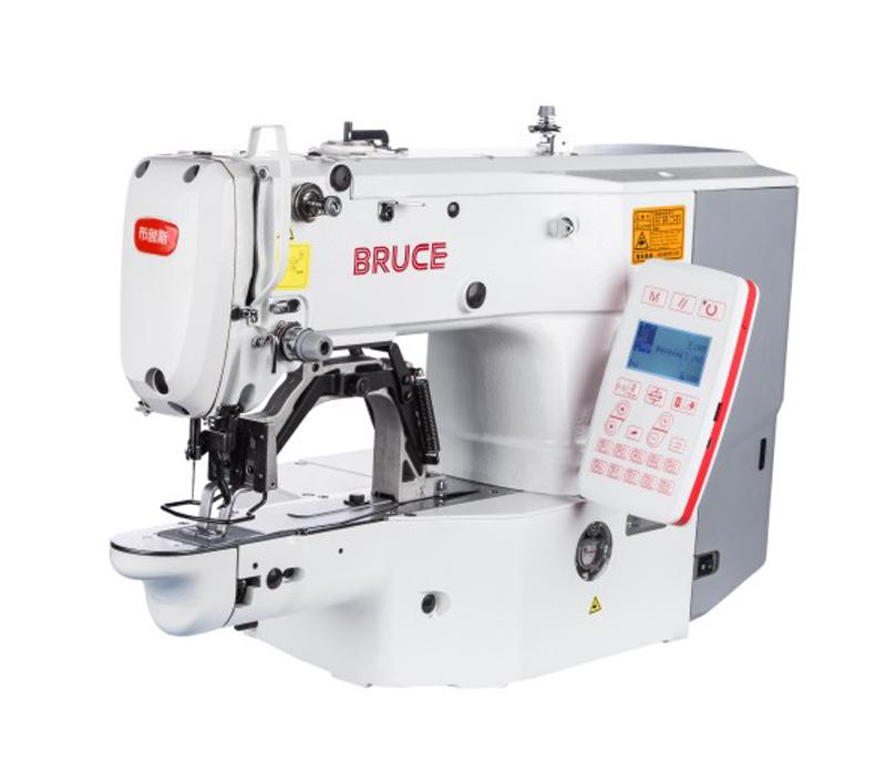 BRC T1900/T1903 - Electronic Bar tacking/Button Attaching Machine