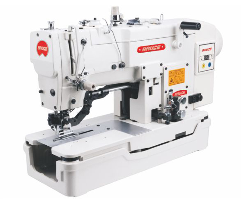 BRC-T781E - Integrated Electronic Lockstitch Buttonholing Machine