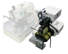 Digital Puller for Overlock Machine to make Spaghetti Rope - EJ -12
