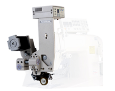 Digital Puller for Double Needle Machine with Top & Bottom Roller - EJ – 9
