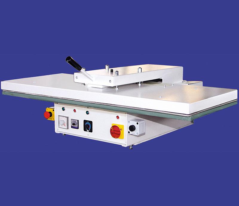 E.M.S. 120 - Plate transfer / fusing machine