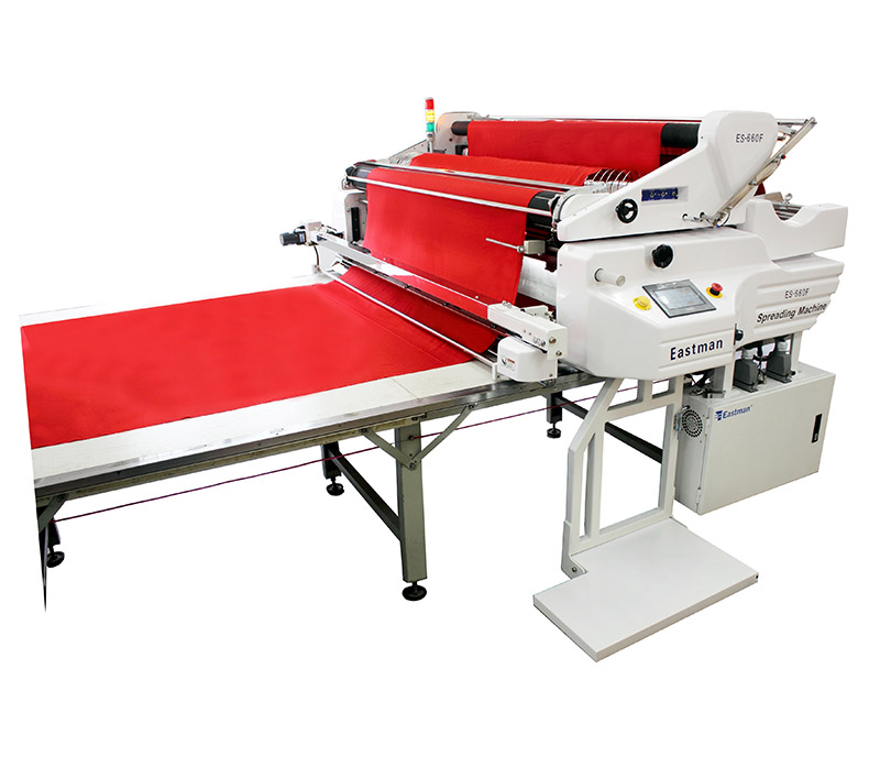 Auto Knitting and Woven Spreading Machine - ES 660