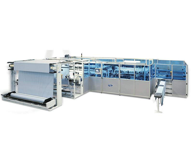 Automatic Flat Sheet Hemming Unit - FDP-77725