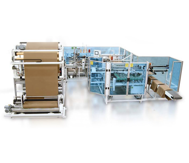 Automatic Width for Length Pillow Case (US Type) Unit - FTO-7880-T