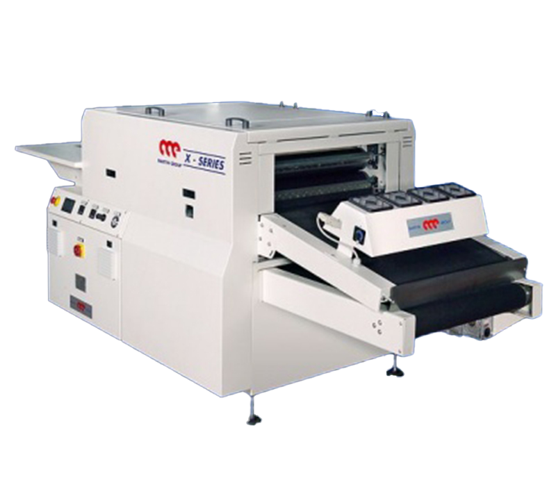 X600 SH-E - Continuous Fusing Machine for Shirts