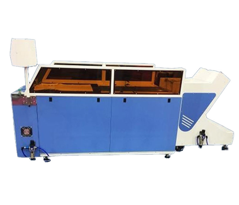 Simple Type Automatic Folding and Bagging Machine - ZDTD-130