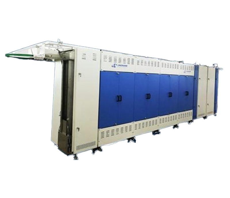 Automatic Tunnel Type Garment Ironing and Shaping Machine - QX-1000