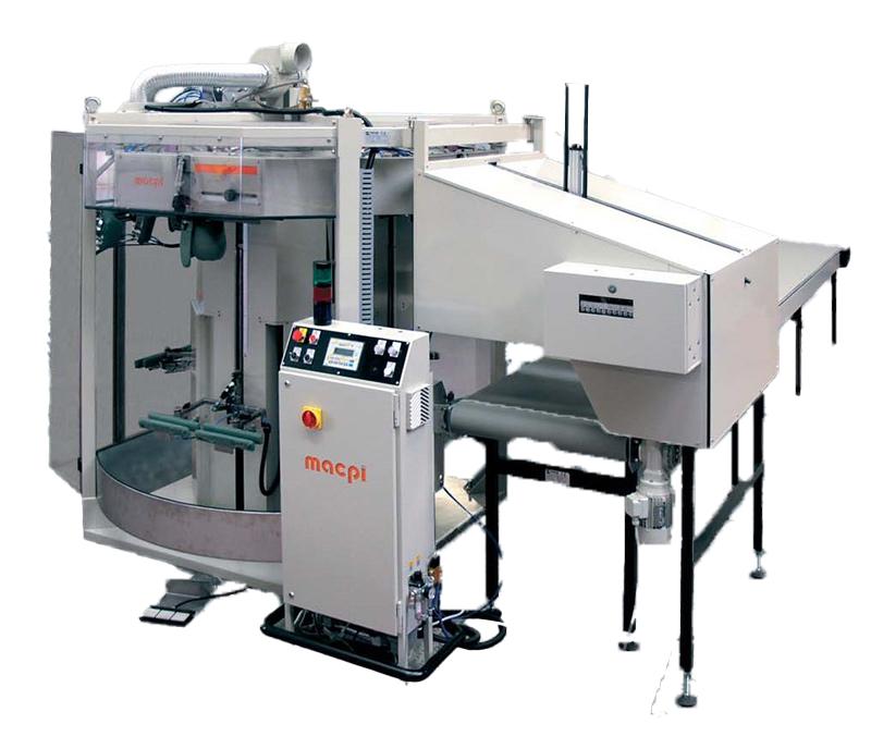MACPI 320 – Automatic Four Station Unit for Trouser finishing
