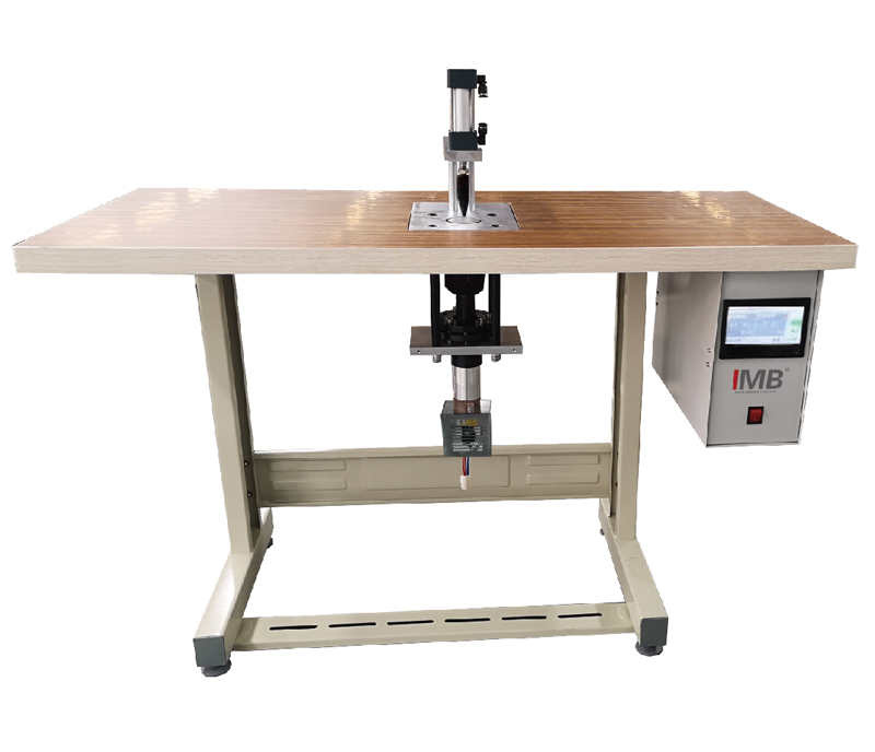 MB9016 - A Ultrasonic Welting Machine for Mask Ear Loop Attach
