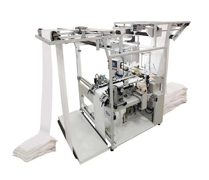 OSL-5620-C - Towel Length Hemming Machine Unit