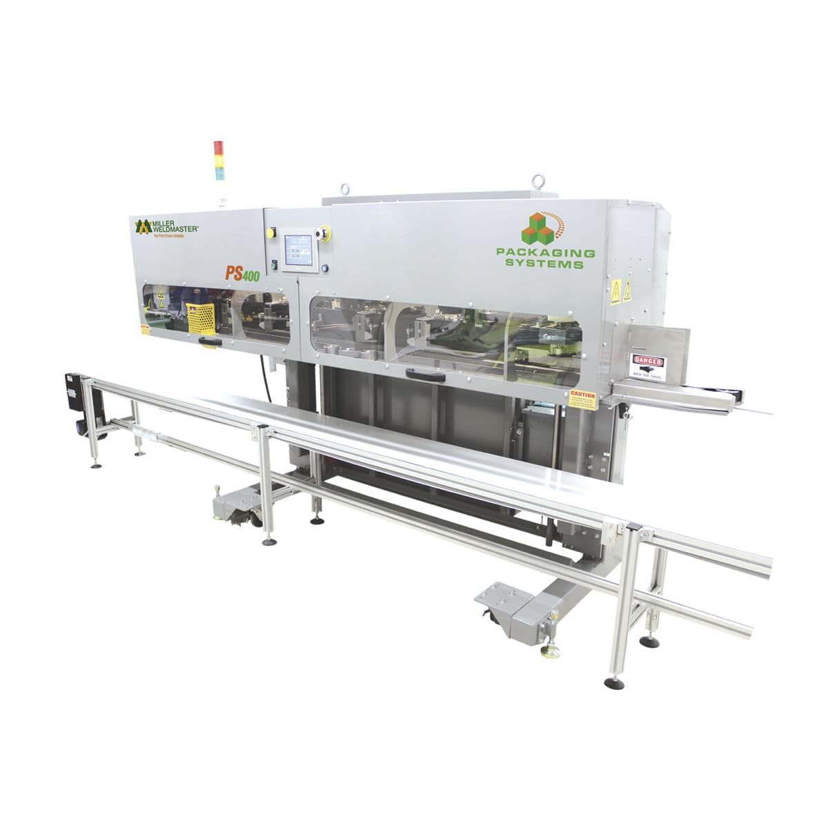 PS 400 - Bag Closing System for an Efficient and Streamlined Sealing Process