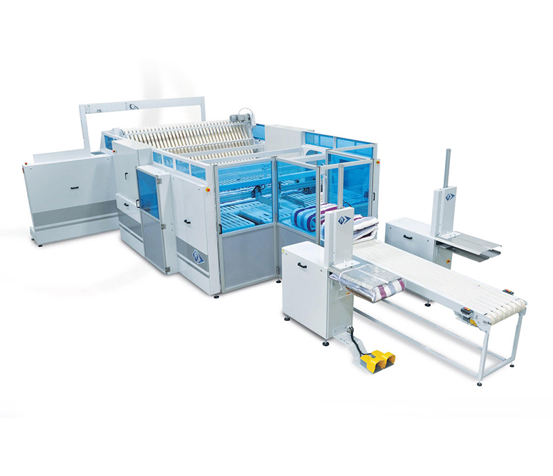 QUILTEX C - Folding Unit for Bulky/Heavy Products