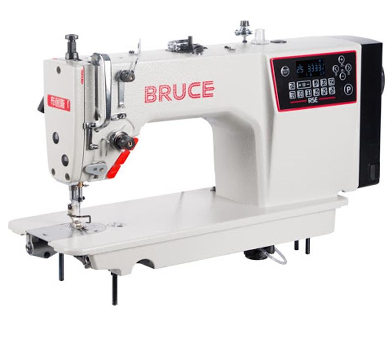 BRC-R5E-Q - Computerized Lockstitch Machine with Electronic Control Stitch Length System