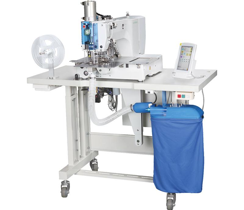 Automatic Punching & Stitching Machine - SP-2210AS-H-CF