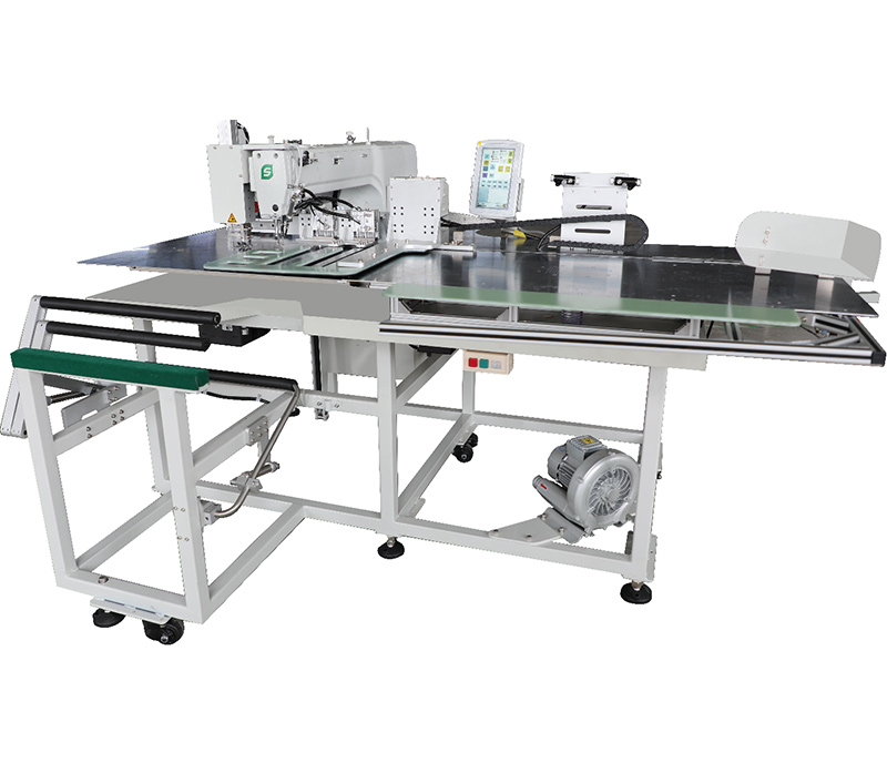 Automatic Placket Sewing Machine - SP-3525BS-M/MJ