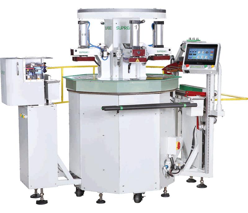 Automatic Heat Transfer-5 Heads - SP-F101