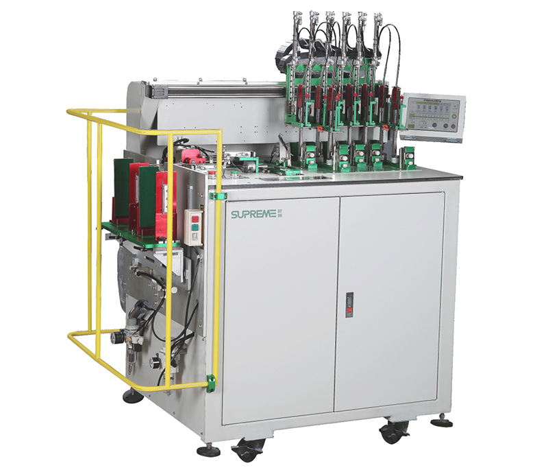 SP-F108 - Automatic Hang Tag Machine