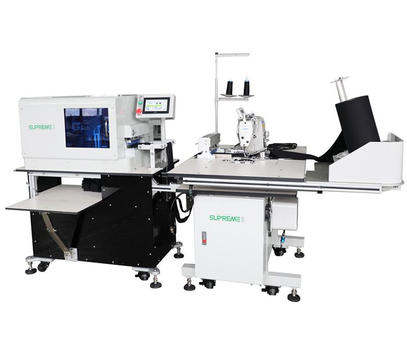 Automatic Cuff Ribbing Machine - SP-F1530/F1531