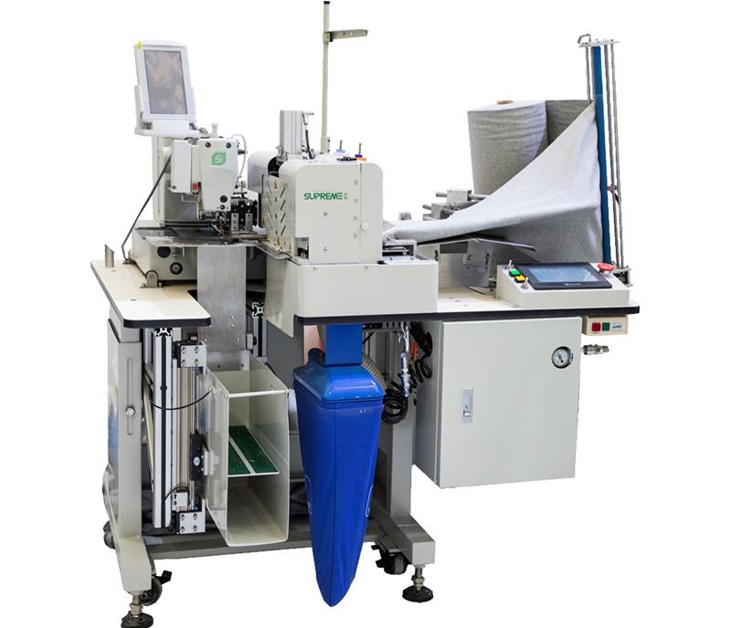 Automatic Round Collar Machine - SP-F154