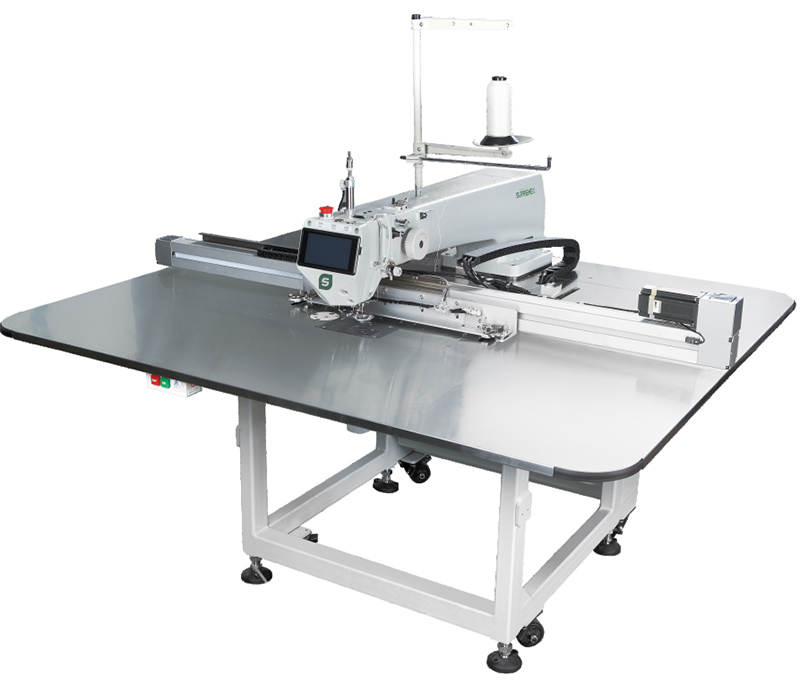 SP-S608/S610 - Smart Template Sewing Machine