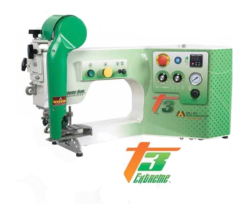 T 3 Extreme – Small Efficient Wedge Welder