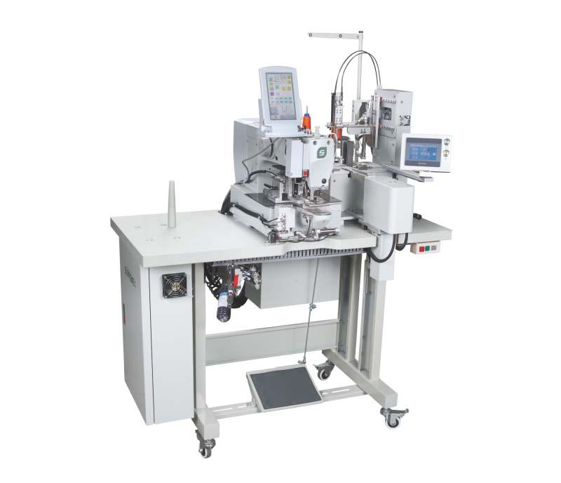 SP-135/ F1351 - Waist Tag Sewing Machine