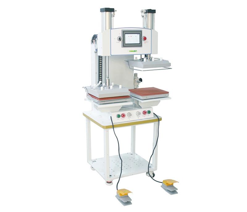 HTM-3480-2 / HTM-3480-2DH- Dual Welding Press
