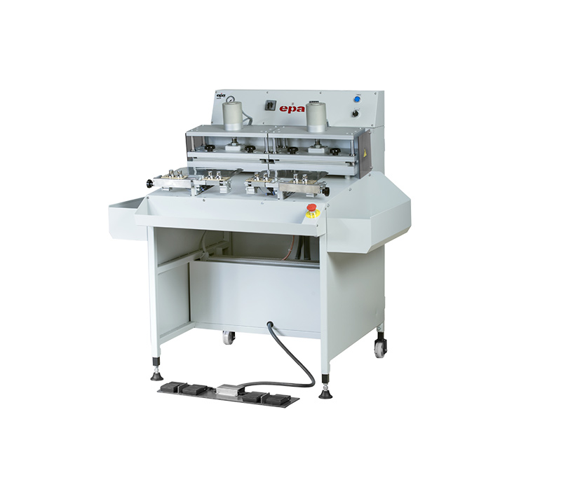 EPA 405 – Cuff Shaping and Blocking Machine