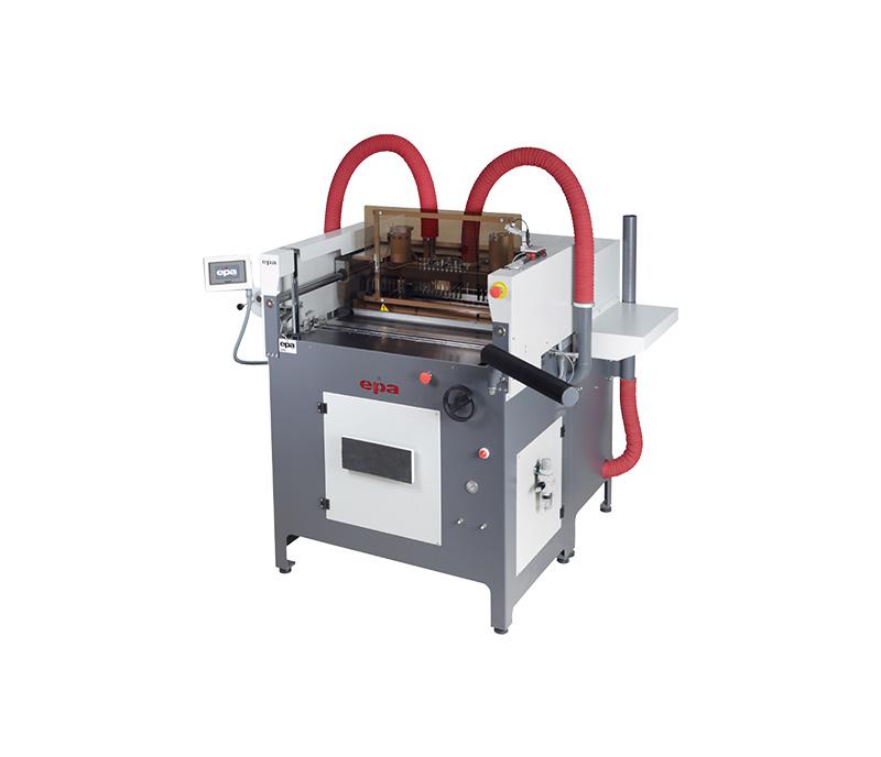 EPA 205 – Shirt Front Placket Pressing and Creasing Machine
